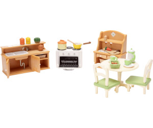 sylvanian families country kitchen buy sylvanian families country kitchen set from 163 18 95 5965