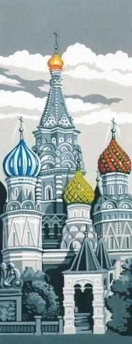 Ravensburger Malen nach Zahlen Moskau