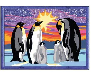 Ravensburger Malen Nach Zahlen Pinguinfamilie Ab 1099