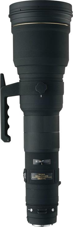 Sigma 800mm f5.6 EX DG HSM [Canon]