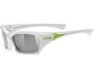 UVEX Sportstyle 501 white /ltm silver S3 lj9nn