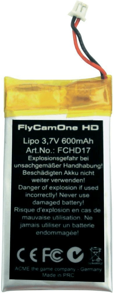 Image of Acme FlyCamOne HD Battery
