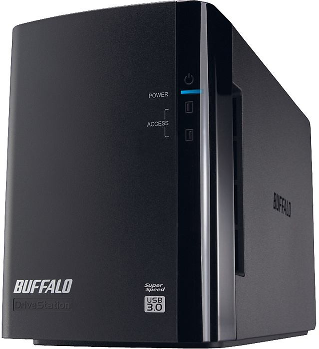 Image of Buffalo DriveStation Duo USB 3.0