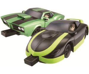 Bandai Ben 10 - Alien Crash Vehicle