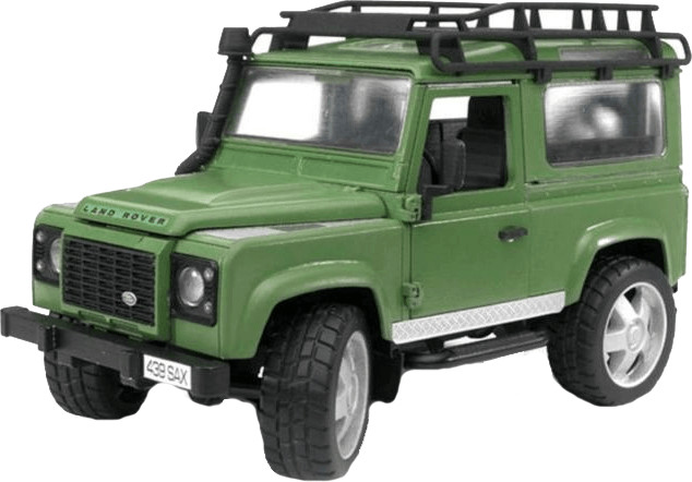 Bruder Land Rover Defender - Station Wagon (2590)