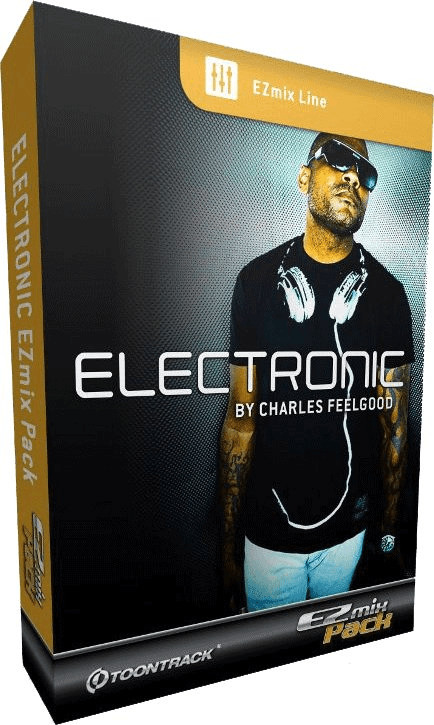 Toontrack EZmix Electronic Pack