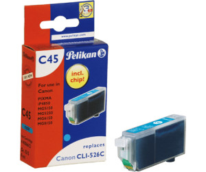 Pixma Mg 5150 ersetzt CLI-526C Canon: Patrone für CANON cyan mit CHIP