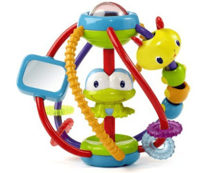 Image of Bright Starts Clack & Slide Activity Ball