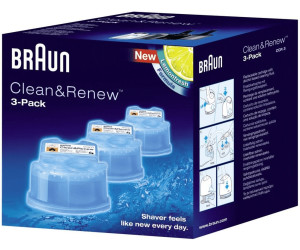 Braun 5331708 Pack of 3 Cartridges
