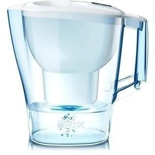 BRITA Aluna Wasserfilter Weiß