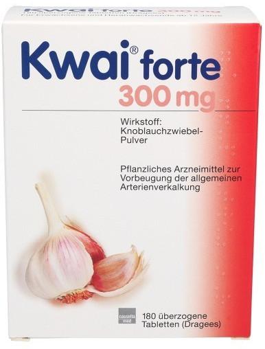 Kwai Forte 300 mg Dragees (180 Stk.)