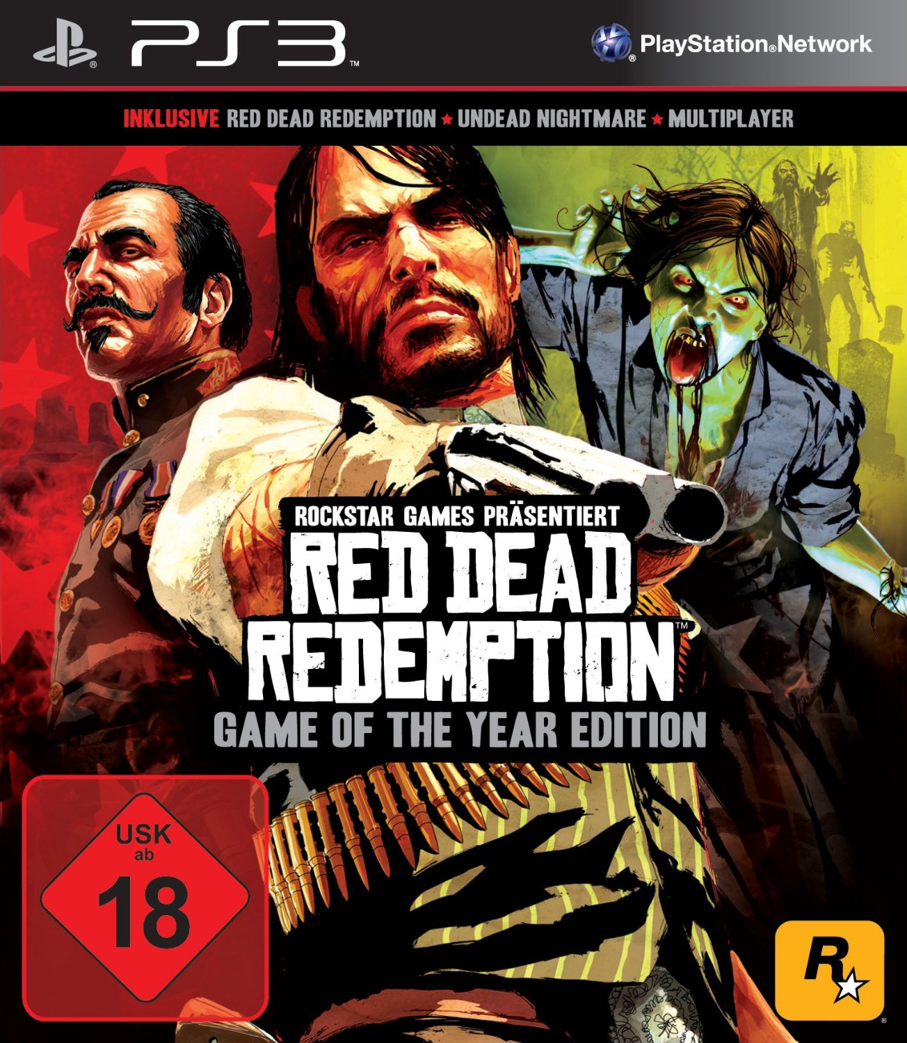 Red Dead Redemption: Game of the Year Edition (...