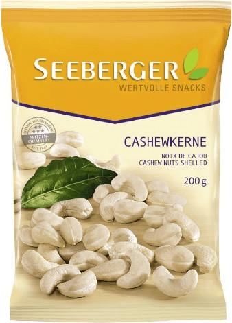 Seeberger Cashewkerne (200 g)