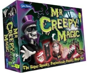 John Adams Ideal - Mr Creepy Magic