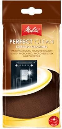 Image of Melitta Perfect Clean panno in microfibra per pulizia macchine da caffè