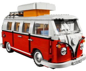lego volkswagen t1 campingbus 10220 ab 79 90. Black Bedroom Furniture Sets. Home Design Ideas
