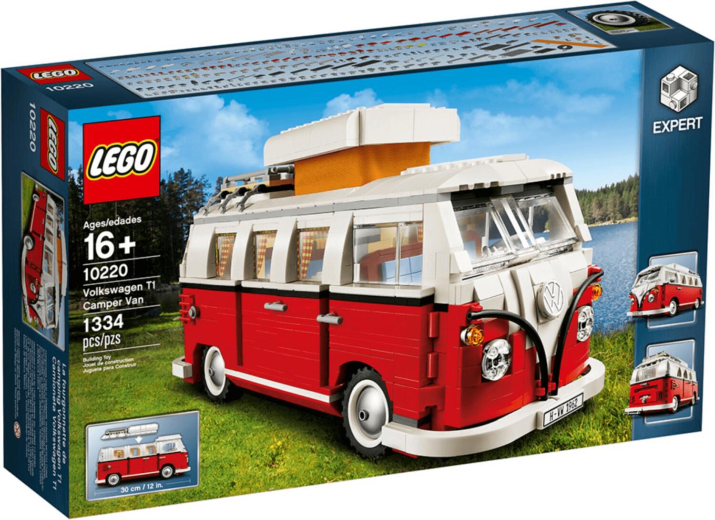 LEGO Creator - Le camping-car Volkswagen T1 (10220)