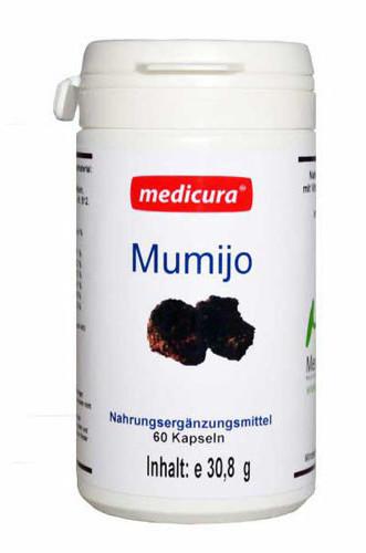 Medicura Mumjo 200 Mg Kapseln (60 Stk.)