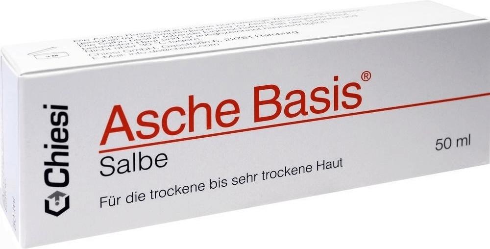 Asche Basis Salbe (50 g)