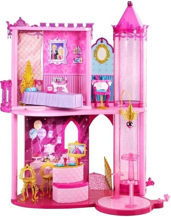 Barbie Die Prinzessinnen Akademie - Prinzessinn...