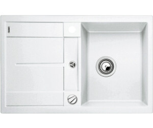 blanco metra 45 s blanc silgranit puradur ii au meilleur. Black Bedroom Furniture Sets. Home Design Ideas