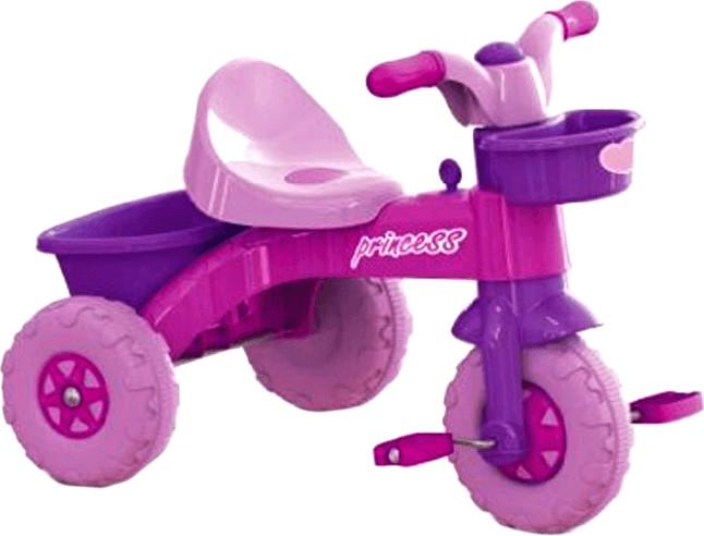 Dolu Mein Erster Trike Scooter (lila)