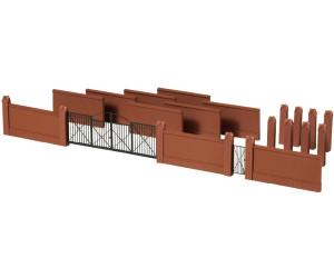 Auhagen Einfriedung mit Toren (41622)