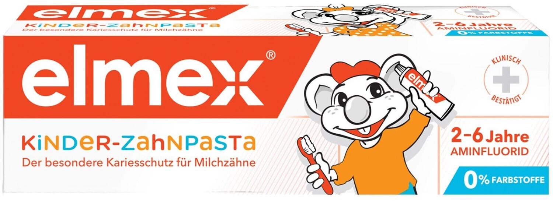 Elmex Kinder-Zahnpasta (50ml)