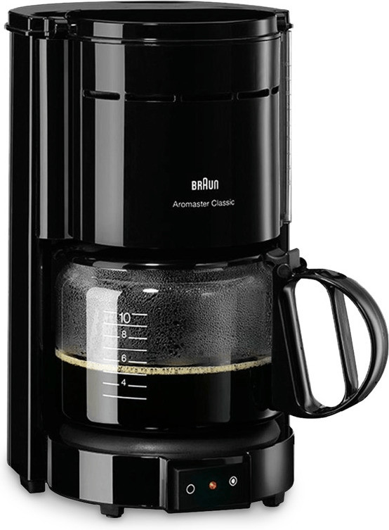 Image of Braun Aromaster KF 47 plus nero