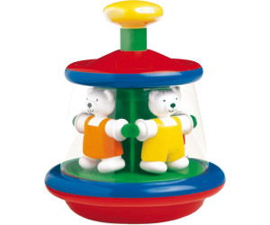 Image of Ambi Toys Ted and Tess Carousel