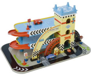 Le Toy Van Mikes Auto Garage Tv420 Ab 108 10