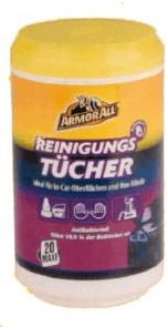 ArmorAll Reinigungstücher (20 Stück)