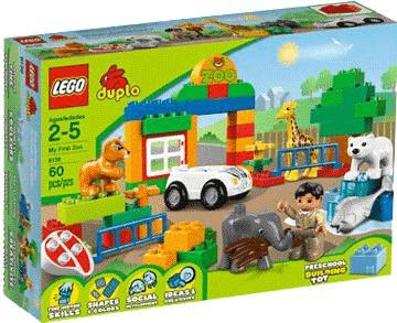 LEGO Duplo Mon premier zoo (6136)