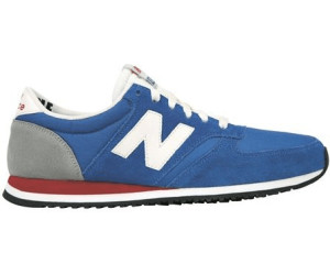 new balance 420 grey red blue