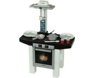 Klein cuisine style bosch avec machine expresso au meilleur prix sur for Cuisine janod macaron