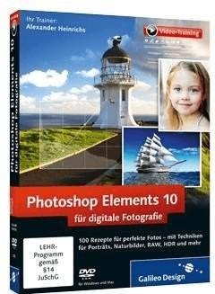 Rheinwerk Verlag Photoshop Elements 10 für digi...