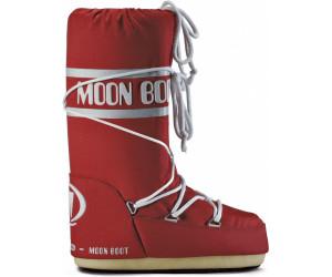 Moon Boot nylon rosso a € 45 3fdd704cb68