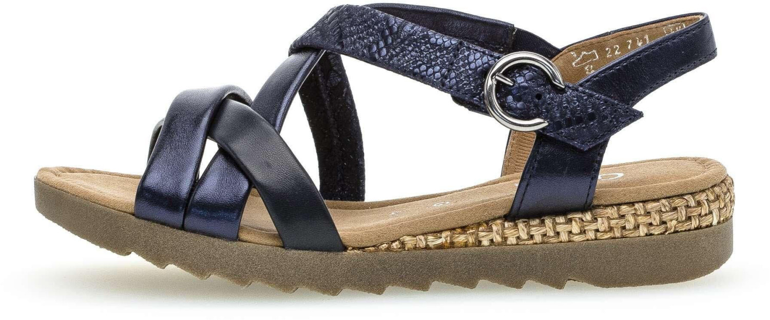 Image of Gabor Strappy Sandals (22.741)