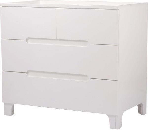 Bloom Alma Dresser Kommode Coconut White