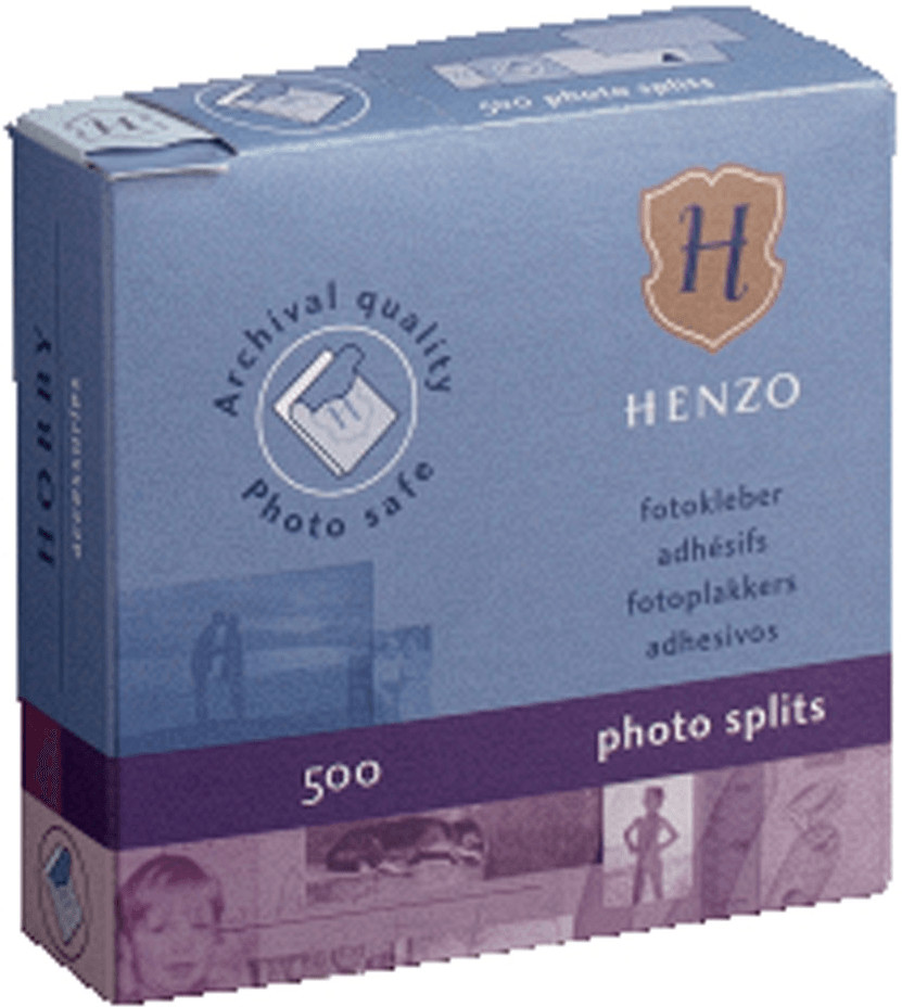Henzo Fotoklebepunkte 1000 Stück