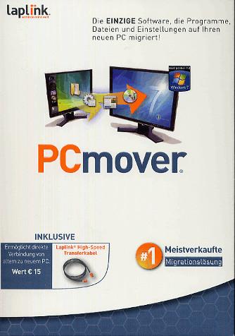 Image of Laplink PCmover (DE) (Win)
