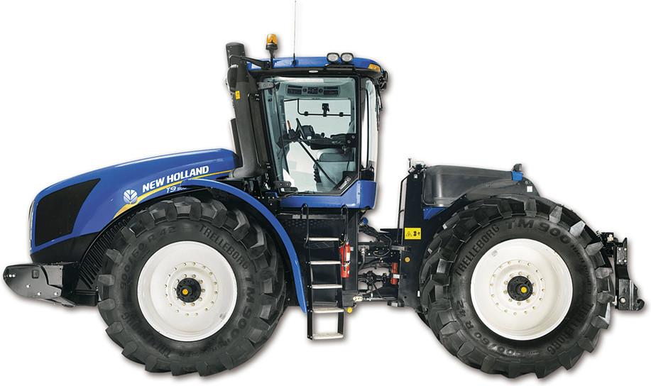 Siku New Holland T9000