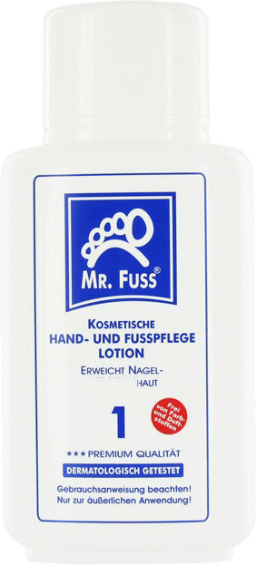 Mr. Fuss No. 1 Hand- und Fußpflege Lotion (200 ml)