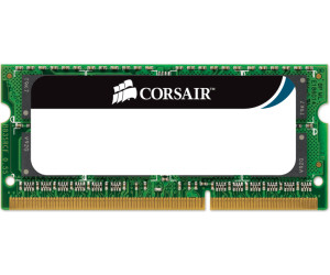 Corsair Value Select 8GB Kit SO-DIMM DDR3 PC3-10600 CL9 (CMSO8GX3M1A1333C9)