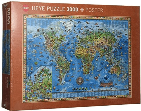 Heye Amazing World (3.000 Teile)