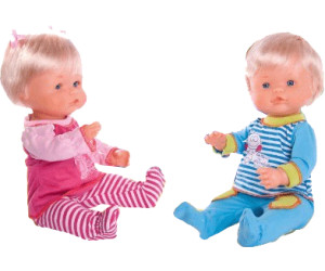 Bambola Nenuco gemelli interattivi Famosa
