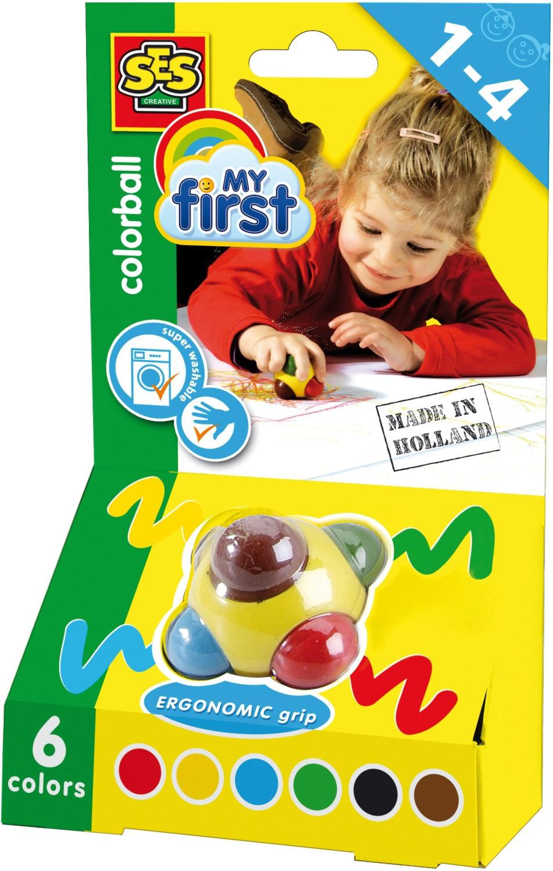 Creative Colorball mit 6 Farben