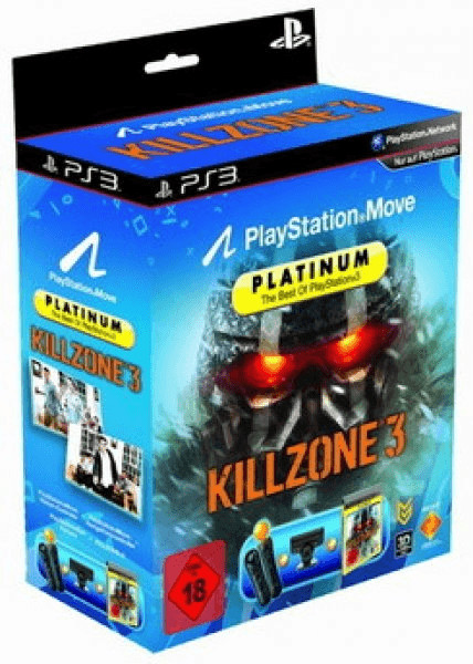 Killzone 3 - Move Pack (PS3)