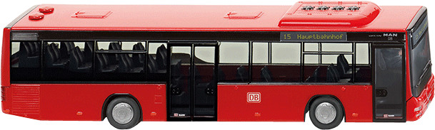 Wiking Control 87 - MAN Lion City Bus RTR (7426)