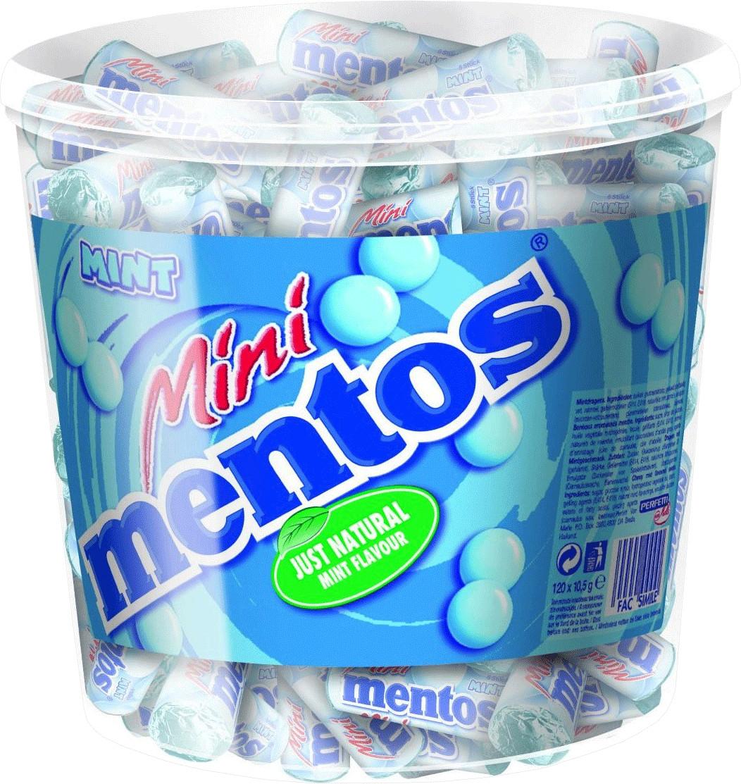 Mentos Mini Mint (1260 g)